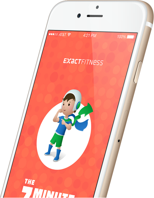 7min Workout for Kids for iPhone